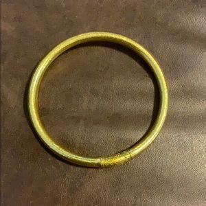 BuDha Girl gold bracelet size medium
